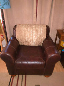 Blended Leather Chair London Ontario image 1