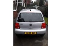VW Lupo 1.0L (Silver) - Great little runner, ideal first car.