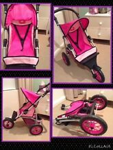 Chico DOLLS pushchair Castle Hill The Hills District Preview