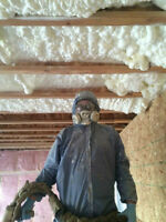 Spray Foam Insulation-Highest quality at competitive rates!