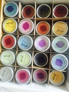 Scentsy full size testers