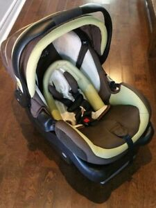 Safety 1st On Board 35 Air bucket baby car seat great condition