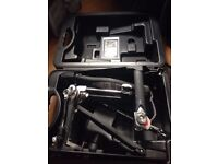 Iron Cobra p900 Double Bass Pedal w/ Box - Good Condition