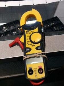 Ideal clamp meter. We sell used tools. (#22876)