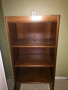**** Danish Wood Book Shelf - Moving + Other items ****
