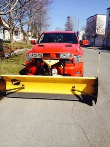 Snow Plow-Dodge Ram- Contracts for sale