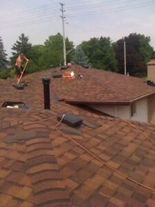 We are offering shingle, flat, and metal roof repair and install London Ontario image 2