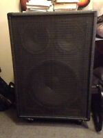 Peavey 1516 Bass Cab for sale.  Mint!