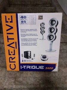 Creative I-Trigue 3400 Speakers