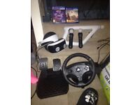 playstation vr and extras