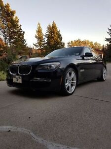 2010 BMW 750i X-Drive M-Package w/ WINTER RIMS+TIRES