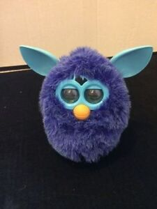 2012 Purple Furby. working condition