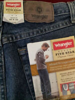 Brand New Wrangler Jeans with tags