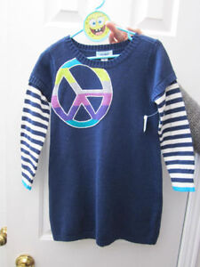 Old Navy Sweater Dress, size 5, BNWT