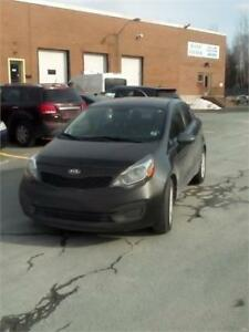 "2013 Kia Rio LX LOADED 5SPD  98KMS ONLY $6475 CLICK ""SHOW MORE"""