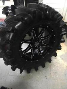 """32"""" OUTBACK MAX TIRES 17"""" ITP HD RIMS BRAND NEW ! ON SALE!"""