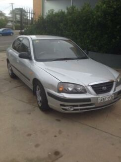 2004 Hyundai Elantra XD 2.0 HVT Silver 4 Speed Automatic Sedan Wentworthville Parramatta Area Preview