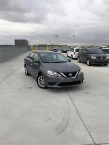 2016 Nissan Sentra, Heated Seats, $144 B/W, Bluetooth, EFFICIENT