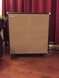 Avatar 4x12 Guitar Cabinet loaded with Celestion Vintage 30s