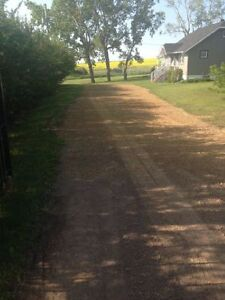 Airdrie Acerage on 9.6 acres with corrals and pasture