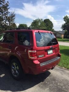 Ford Escape, 2008, Leather Seats, Sunroof
