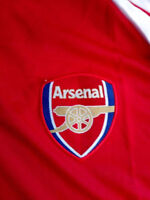Ozil Arsenal Home Soccer Jersey Size XL