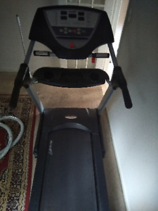 Treadmill fully digital,very good condition and Bicycle ,