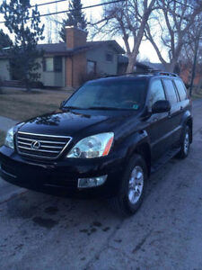 2006 Lexus GX GX470 SUV, low mileages, no accident