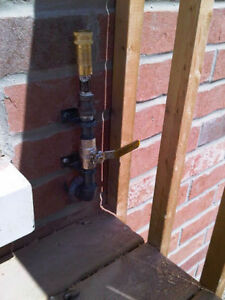 Gas pipe  installation for stoves, dryers, BBQs & Hook Up