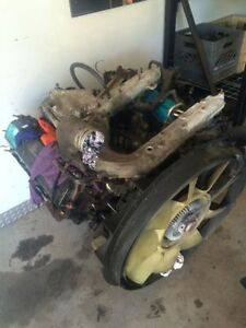 2006 FORD 6.0 POWERSTROKE DIESEL ENGINE. SELL/TRADE