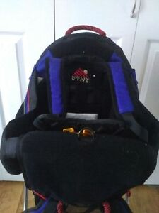 Child carrier hiking backpack - by kelty kids - meadow Kitchener / Waterloo Kitchener Area image 4