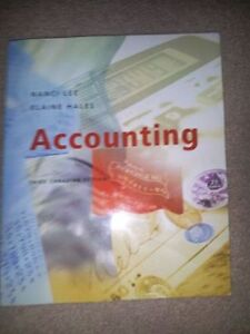 ACCOUNTING FIRST SEMESTER SLC NANCI LEE ELAINE HALES