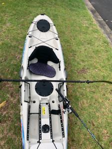 Hobie quest 11 kayak