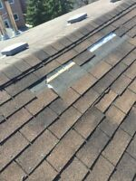 ROOFING REPAIRS & RE ROOFS