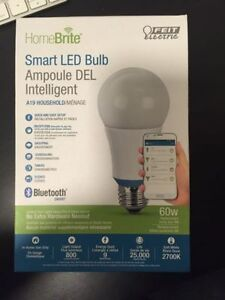 BNIB HomeBrite Smart LED Bulb