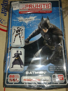 Sprukits DC Comics Batman build an Action Figure