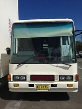1987 Isuzu MU JOURNEY Cream 5 Speed Manual Truck Underwood Logan Area Preview