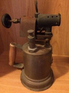 Antique gas torch London Ontario image 1