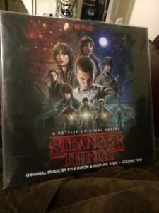 Stranger Things OST vinyl (volume 2)