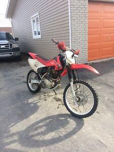 2008 Honda  crf 150f dirt bike