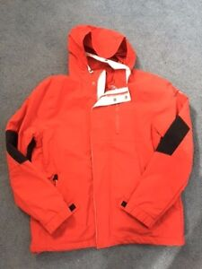 Men's Red Tommy Hilfiger Spring Jacket - size L