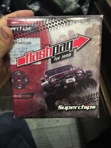 Superchip flashpaq pour 1998-2010 jeep 4.0l 150$