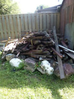 Old Scrap Fence Wood-$60 to Picker as gift
