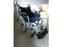 excel G5 self propelled wheelchair