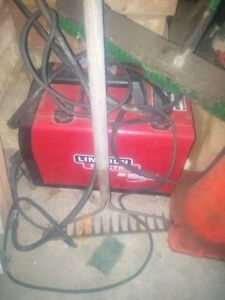 lincoln 140 mig welder trade for nice wood lathe