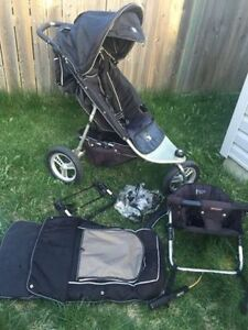 valco jogging stroller,joey,car seat,covers &bunting bag