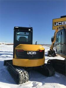 JCB 48z-1 Mini Excavator **CLEAR OUT PRICING**