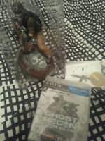 PS3 Games & Ghost Recon Collector's Edition