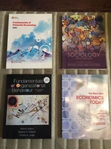 Mohawk Elective Textbooks + MORE