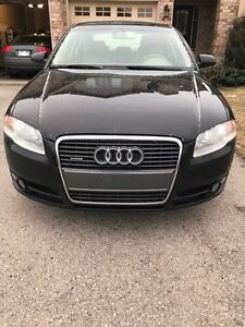 2007 Audi A4 all wheel drive  OBO!!!